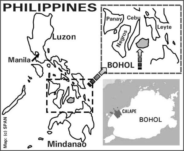 Bohol Dreaming: Cubillo Family Reunion