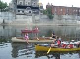 The Canoe Trip 2012.