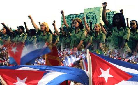 Image result for Federation of Cuban Women
