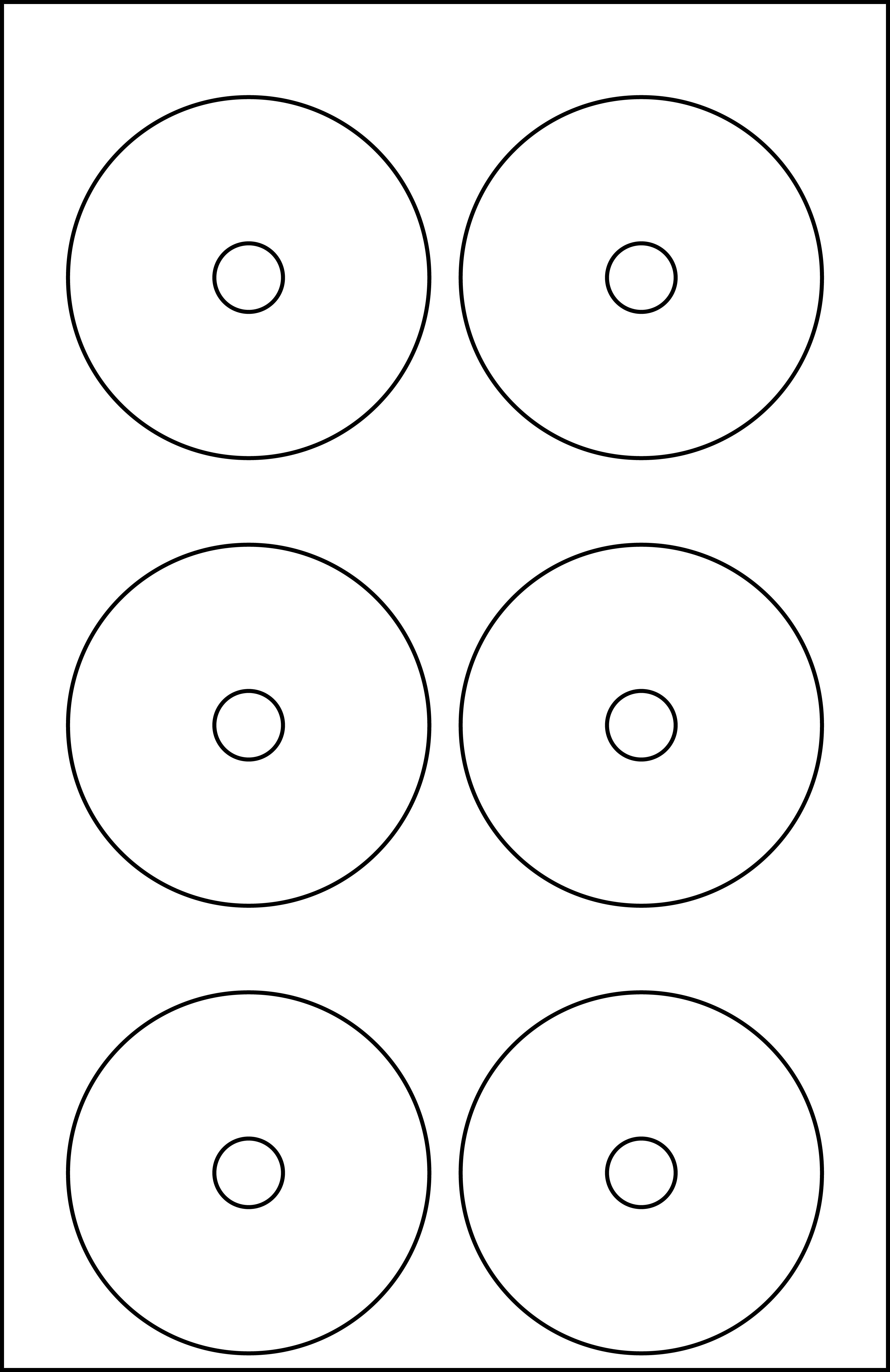 Laser Label Sheets