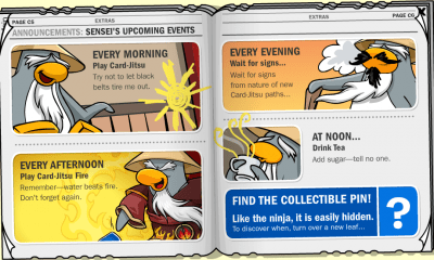 Club Penguin Times Issue #233 club penguin