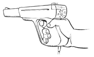 CPCRULEZ > AMSTRAD CPC > HARDWARE > GUN > GUN STICK