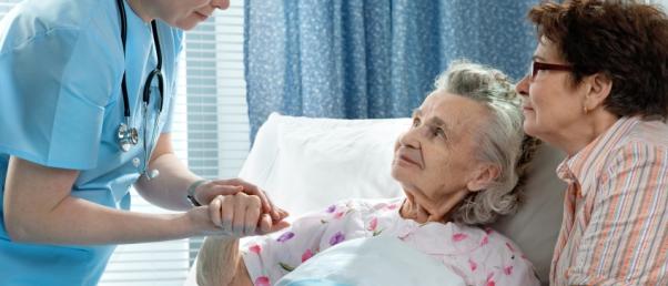 FIn de vie soins palliatifs
