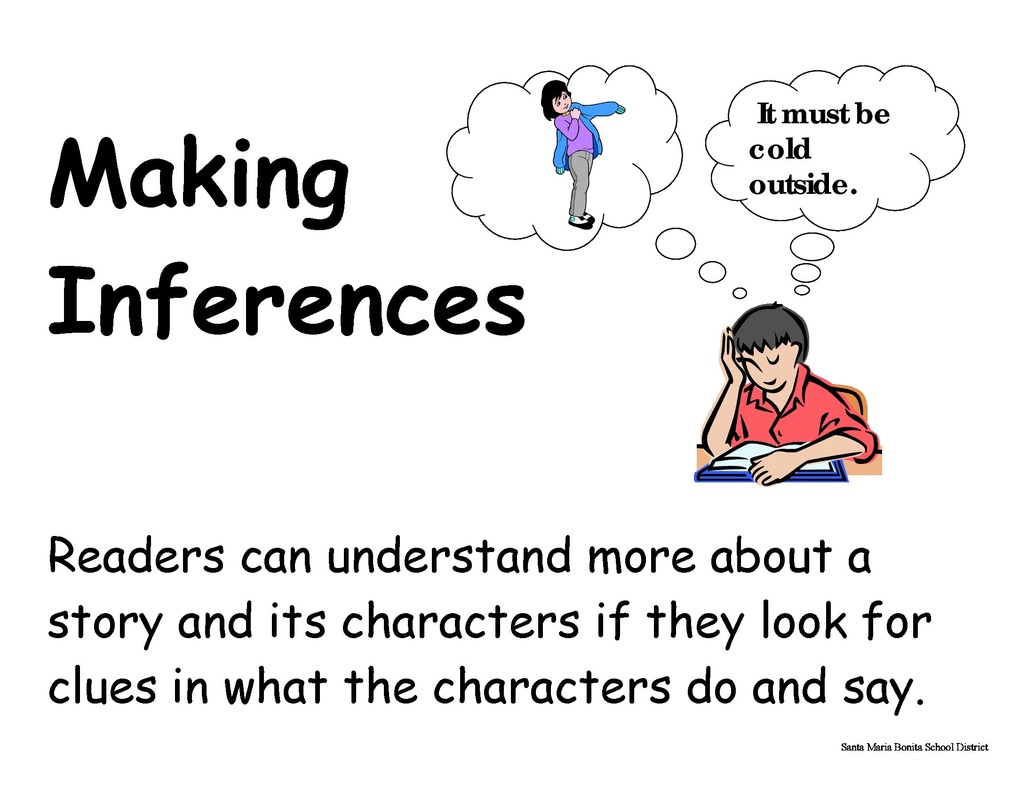 hight resolution of Copy Of Making Inferences - Lessons - Blendspace