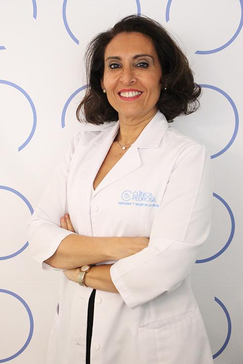 Concepción Pedrosa Díaz
