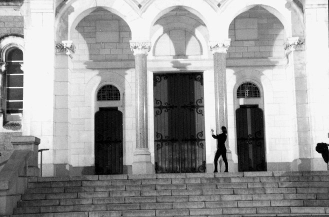 Etude argentique, 1993, projet scolaire, Récuurence #1
