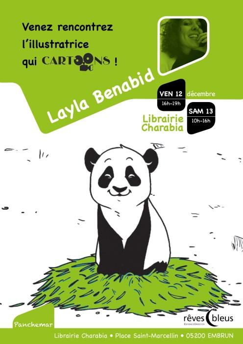 Collection Cartoons - Panchemar - Layla Benabid