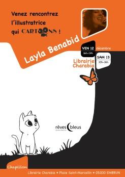 Collection Cartoons - Chapillon - Layla Benabid
