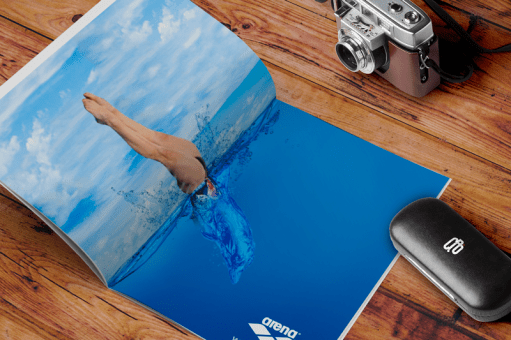 Arena Water instinct by CPehO Mockup Magazine