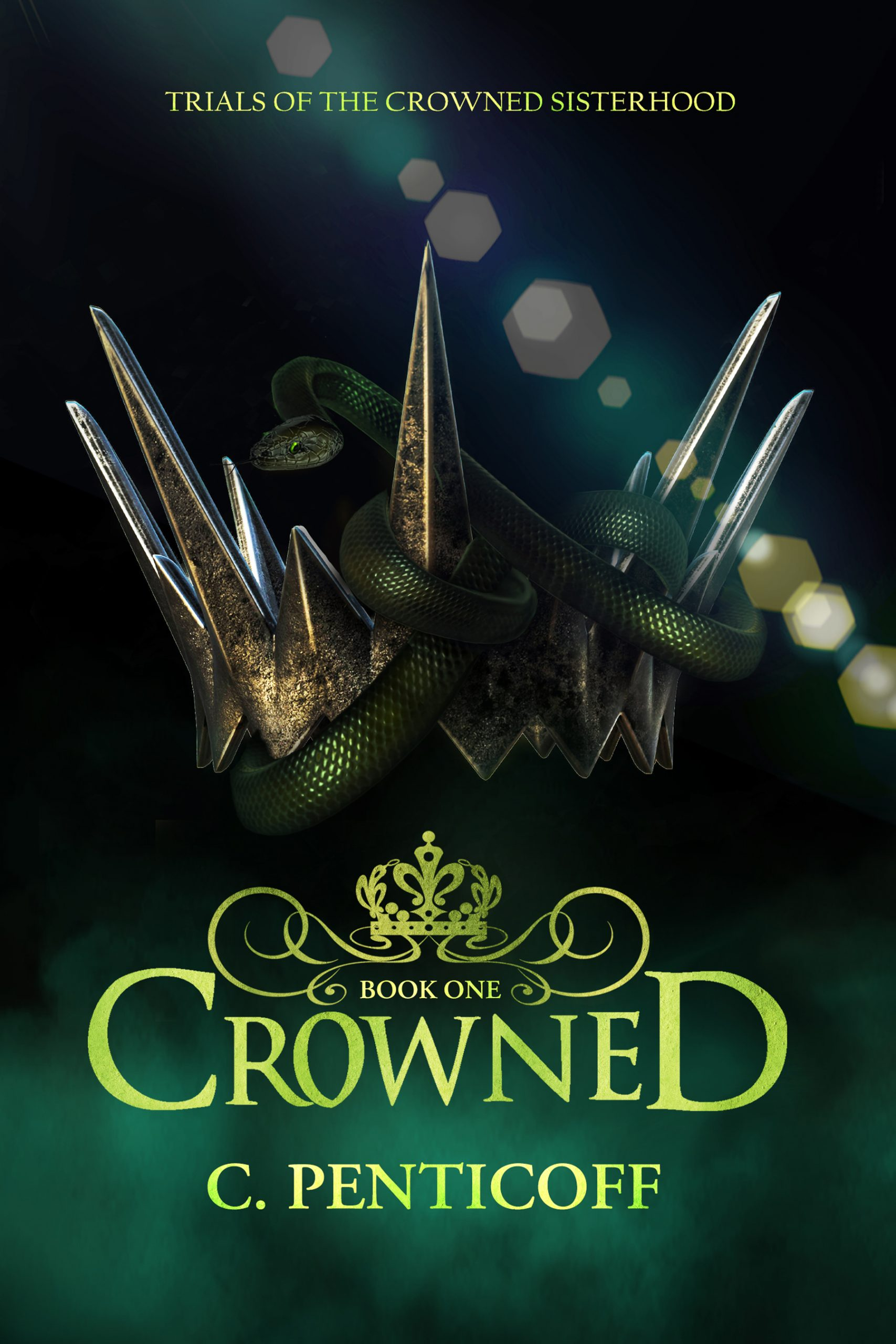 Crowned new cover