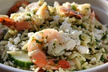 Barefoot Contessa Shrimp Pasta Salad
