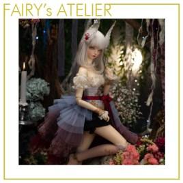 FairyLine60 Miwa Full Package (Antique Rabbit)