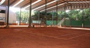 Quadra de tênis Clube do Professor Gaúcho Porto Alegre