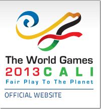 Affiche des Jeux Mondiaux Cali 2013
