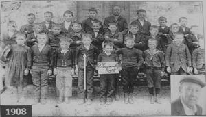 Plougonvelin - Classe 1908