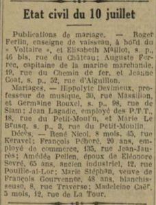 Presse_Brest_La-depeche-de-Brest-Deces_PELLEN-Amedee_1926