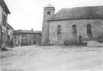 Ruppes - Eglise