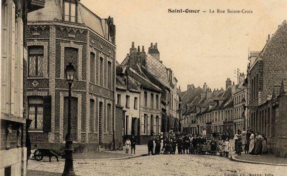Saint-Omer Rue Sainte Croix