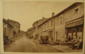 Pagny-la-Blanche-Cote Rue de la Halle