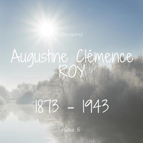 Augustine Marie Clémence sosa 15