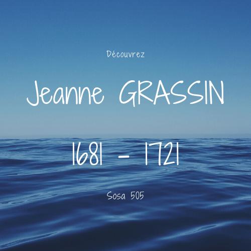 Jeanne Grassin sosa 505