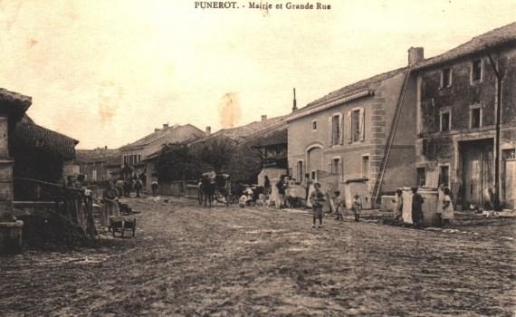 Mairie de Punerot - Grande Rue