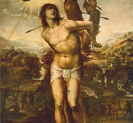 Saint Sébastien Le Sodoma