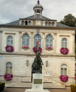 Vaucouleurs Hotel de Ville