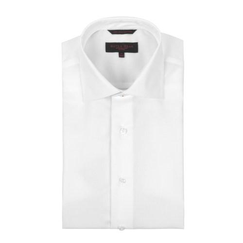 Seven Seas Modern Fit Hvid Skjorte 15