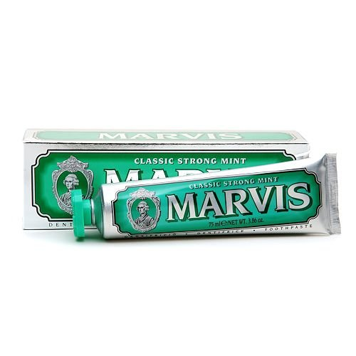 Marvis Classic Strong Mint Toothpaste 2