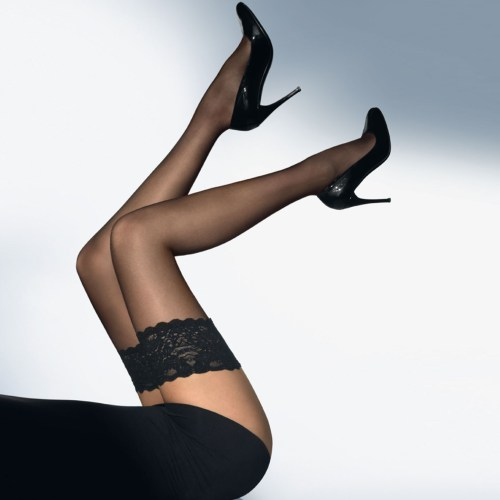 Wolford Satin Touch Stay up2