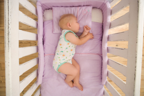 What Is The Correct Height For A Crib Mattress