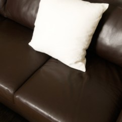Can You Clean White Leather Sofas Most Comfortable Sofa Ever How To Mold Mildew Off A Couch Hunker On Your Leave It Smelling Musty