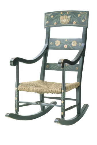 woven rocking chair world market wicker dining chairs how to replace seats hunker