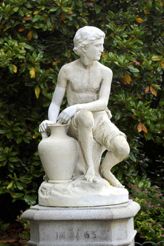 How To Paint Concrete Statues Hunker