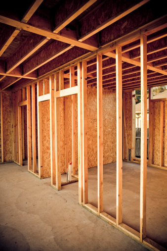 How To Estimate The Number Of Studs For Wall Framing Hunker