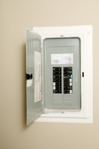 Nec Code Home Wiring Electric Code Circuit Breaker Panel Box Requirements Hunker