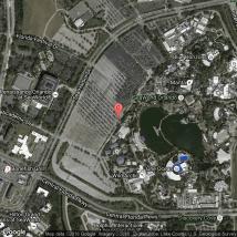 SeaWorld Orlando Florida Map