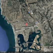 Pacific Beach San Diego Map