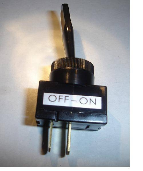 How To Wire Up A Toggle Switch : toggle, switch, Toggle, Switch