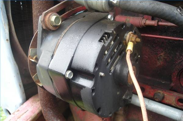 how to install a 1wire gm alternator