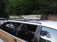 How to Tie a Ladder On The Roof of a Car | It Still Runs ...
