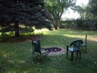 Backyard Fire Pit Landscaping Ideas