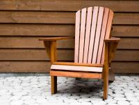 How to Stain Adirondack Chairs | HomeSteady