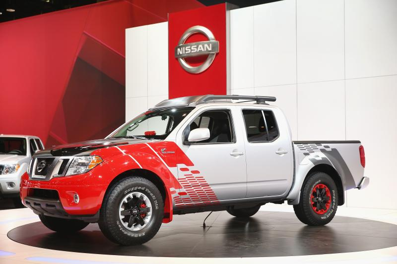 The Difference Between the Nissan Frontier and the Nissan ...