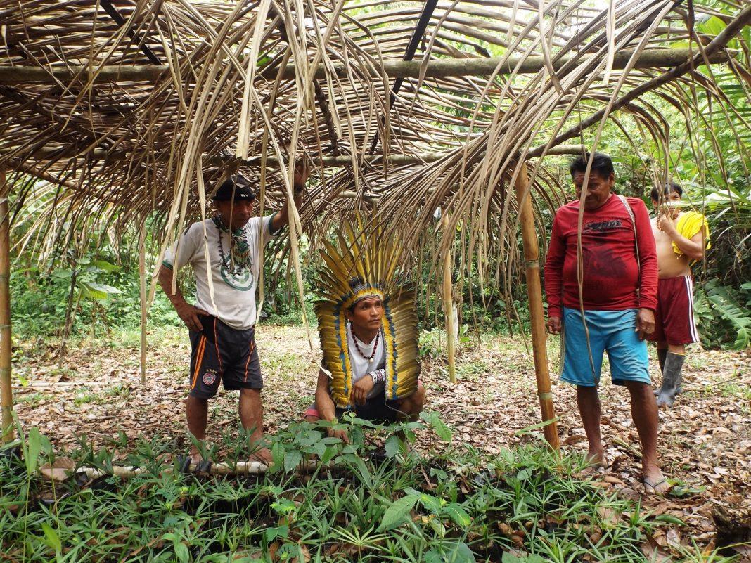 TI Kaxinawá/ Ashaninka do Rio Breu acolhe oficinas de gestão territorial -  Comissão Pró-Índio do Acre