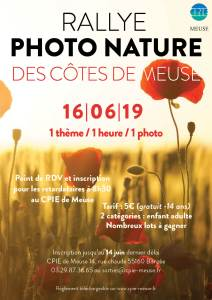 Rallye photo nature des Côtes-de-Meuse 2019