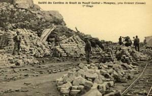 20191116 - Balade à la découverte de la géologie et de l'histoire des carrières @ Maupuy | Guéret | Nouvelle-Aquitaine | France