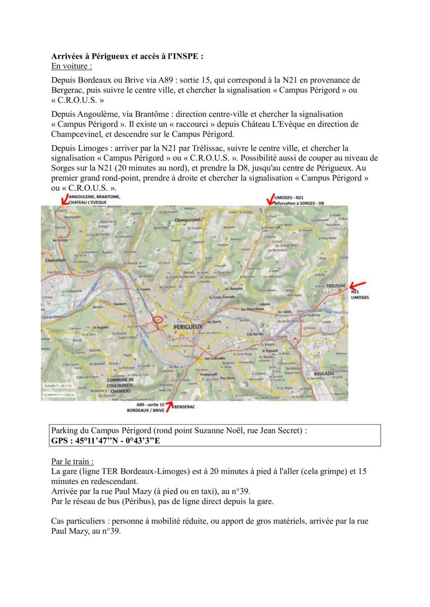 thumbnail of Plan d'accès