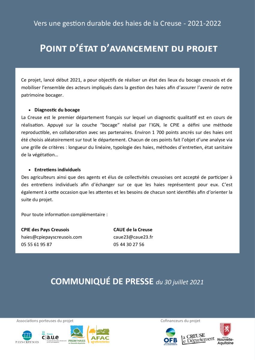 thumbnail of COMMUNIQUE_PRESSE_Juillet_2021